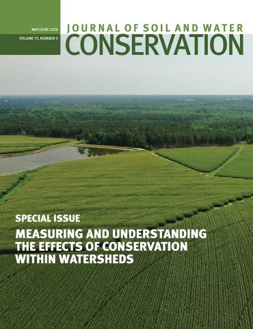 Journal of Soil and Water Conservation: 75 (3)