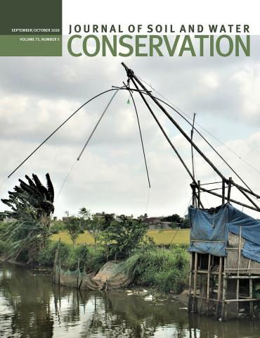 Journal of Soil and Water Conservation: 75 (5)