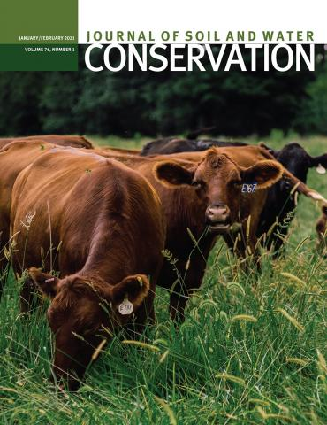 Journal of Soil and Water Conservation: 76 (1)