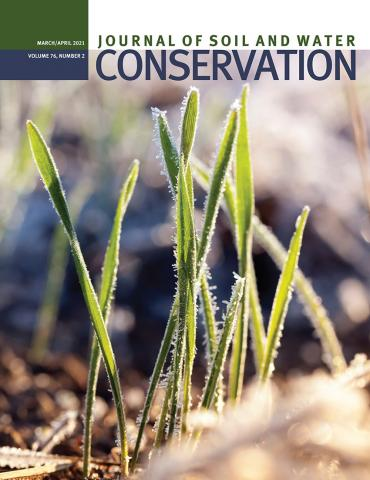 Journal of Soil and Water Conservation: 76 (2)