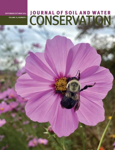 Journal of Soil and Water Conservation: 76 (5)