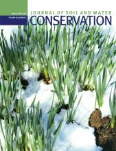 Journal of Soil and Water Conservation: 68 (2)