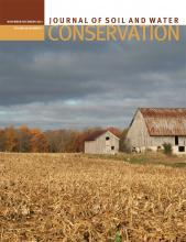 Journal of Soil and Water Conservation: 68 (6)