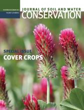 Journal of Soil and Water Conservation: 70 (6)