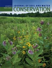 Journal of Soil and Water Conservation: 71 (4)
