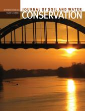 Journal of Soil and Water Conservation: 71 (5)