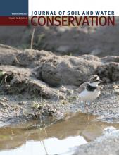 Journal of Soil and Water Conservation: 72 (2)