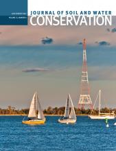 Journal of Soil and Water Conservation: 72 (4)