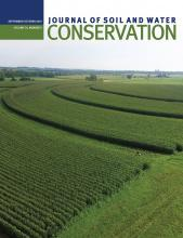 Journal of Soil and Water Conservation: 74 (5)