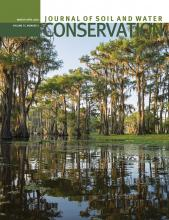 Journal of Soil and Water Conservation: 75 (2)