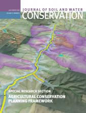 Journal of Soil and Water Conservation: 75 (4)